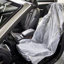 plastic seat cover